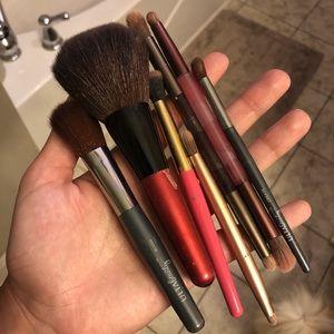 Makeup brushes set ulta tarte naked